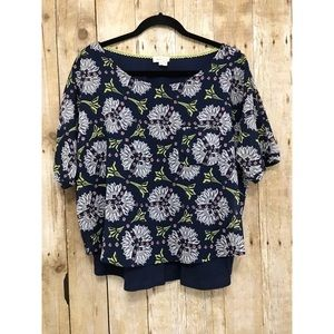 Anthropology Meadow Rue top